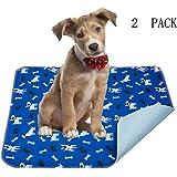 Yangbaga Empapadores Perros, Pañales de Perro Lavable y Reutilizables Empapadores de Entrenamiento para Adecuado para