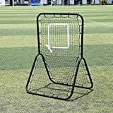 Utheing Baseball and Softball Practice Net, Multi-Sport Rebounders Training Nets Equipment (US STOCK)