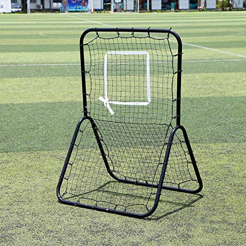Utheing Baseball and Softball Practice Net, Multi-Sport Rebounders Training Nets Equipment (US STOCK) by Utheing