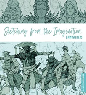 Book Cover: Sketching from the Imagination: Characters