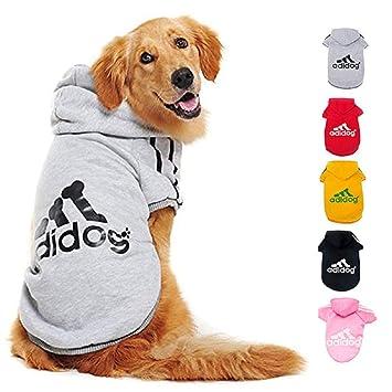 Cappotti e Felpe per Cani grandi: Labrador, bulldog, pitbull