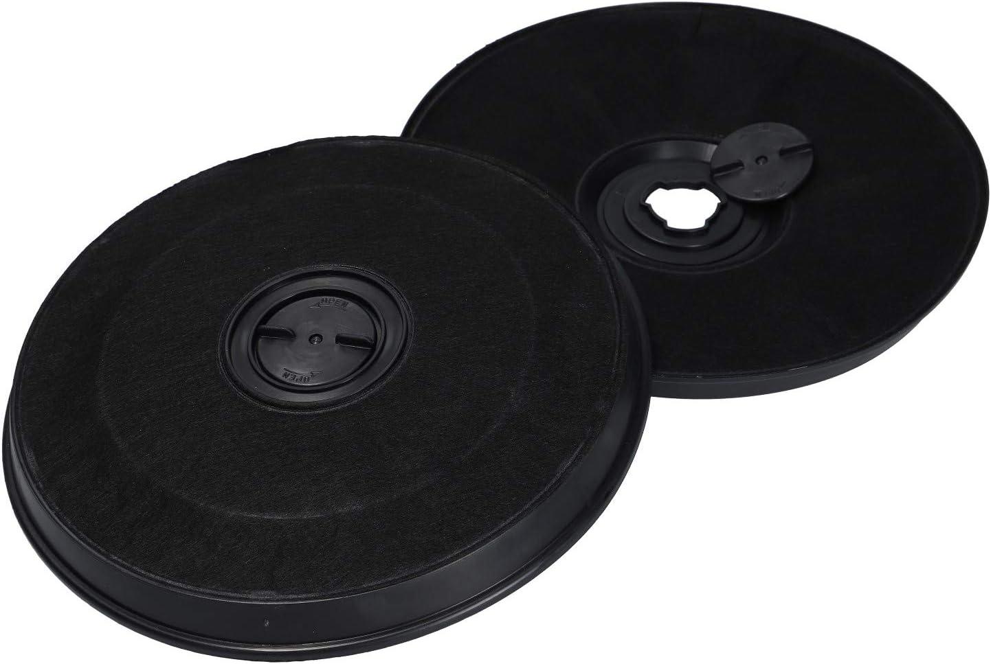 Filtro de carbón activado tipo E233 para Bauknecht 481281718534 AEG 9029793594 Indesit C00383475 para campana extractora: Amazon.es: Grandes electrodomésticos