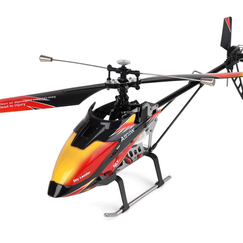 AXJJ Rc Helikopter RC Hubschrauber RTF 6CH LCD Schaltsystem Niederspannungswarnsystem Flybarless RC Hubschrauber