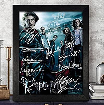 Emma Watson autographed 8x10 photo RP