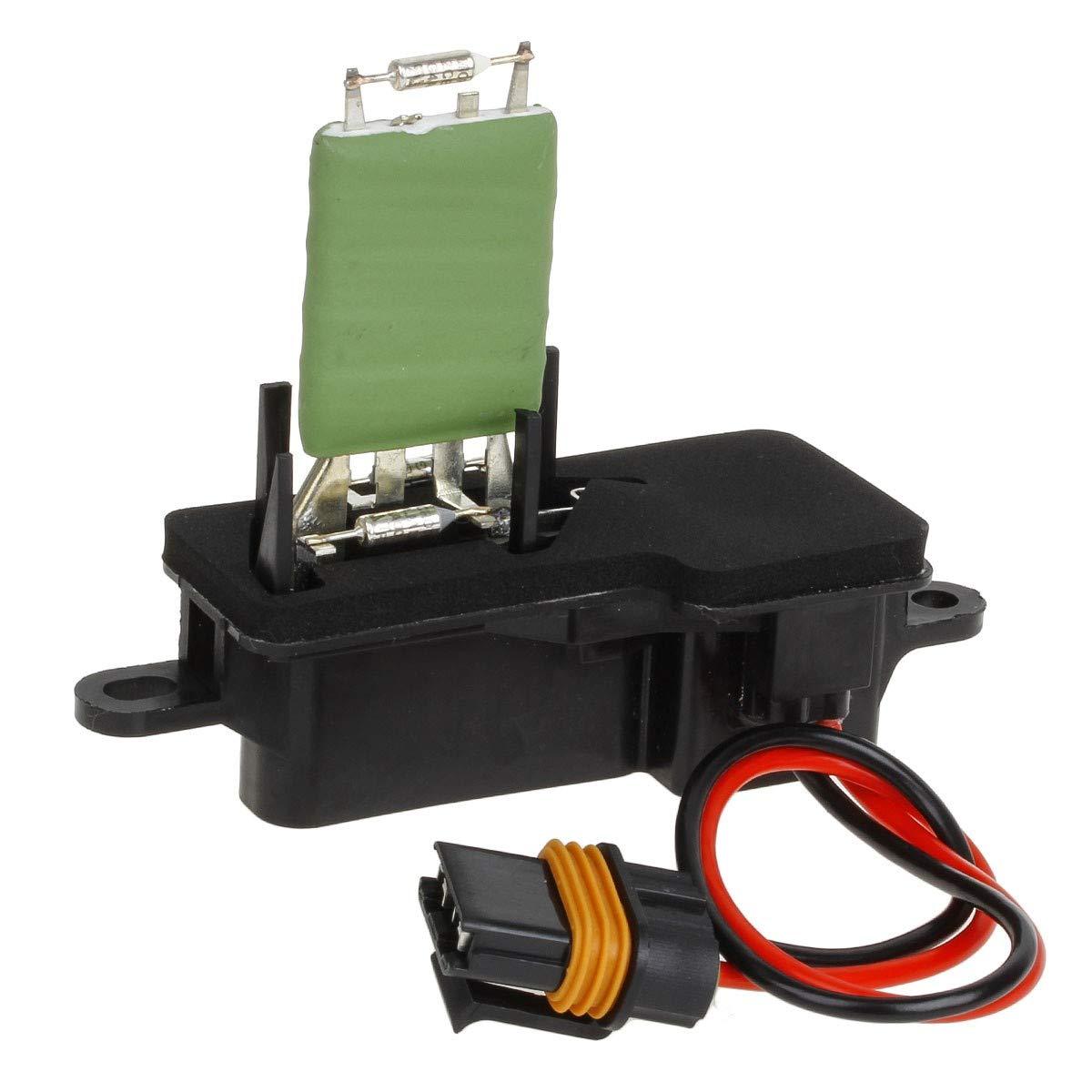 Amazon.com: PartsSquare NEW A/C Blower Motor Resistor 89018436 12135105  3A1043 BMR36 DR779 Replacement for 1996 1997 1998 1999 2000 2001 2002 2003  2004 2005 ...