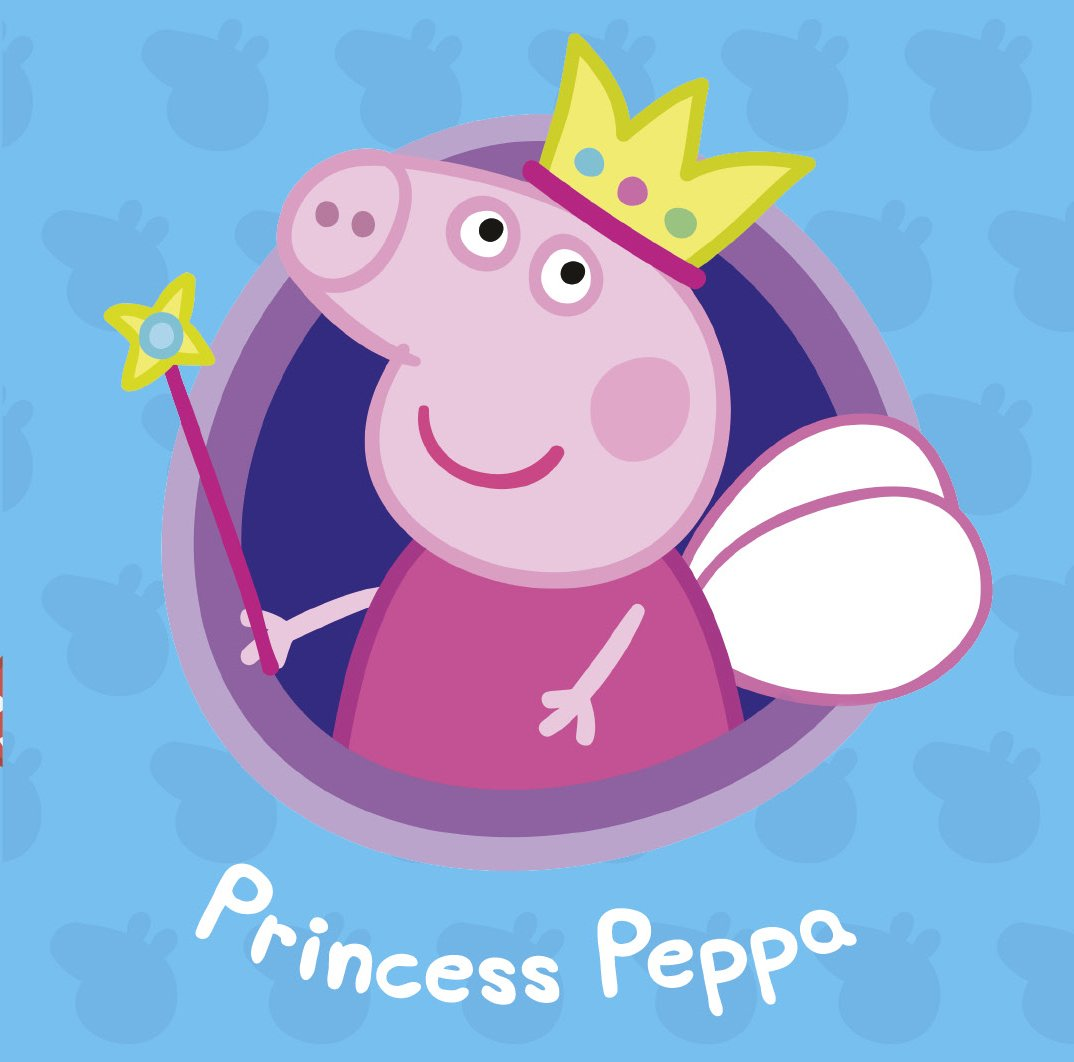 buy peppa pig fairy tale little library book online at low prices