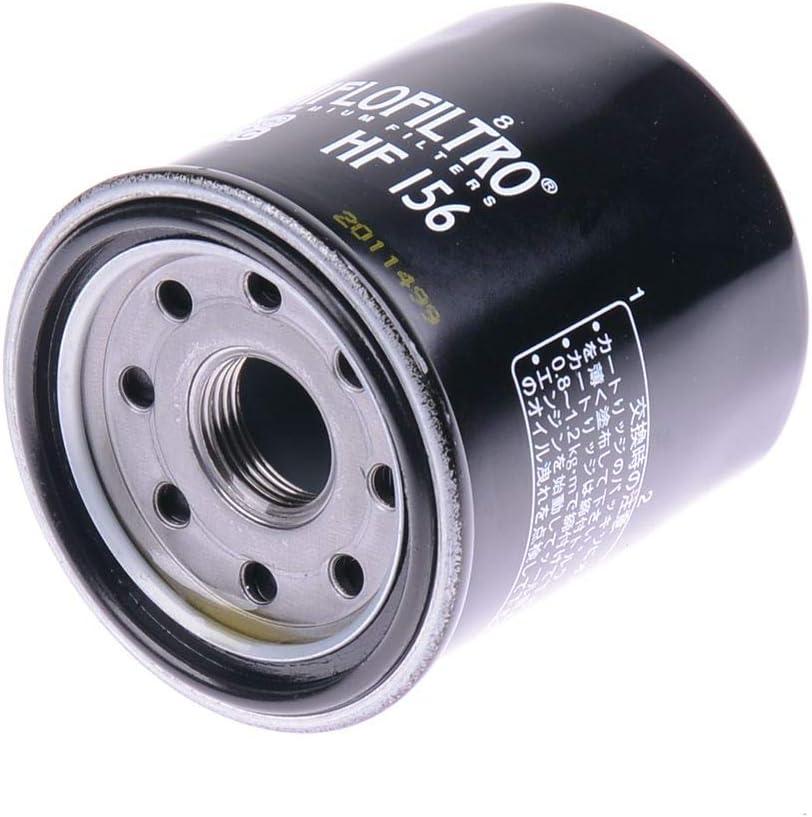 Filtro de aceite Hiflo negro 640 Supermoto E LC4 99-06