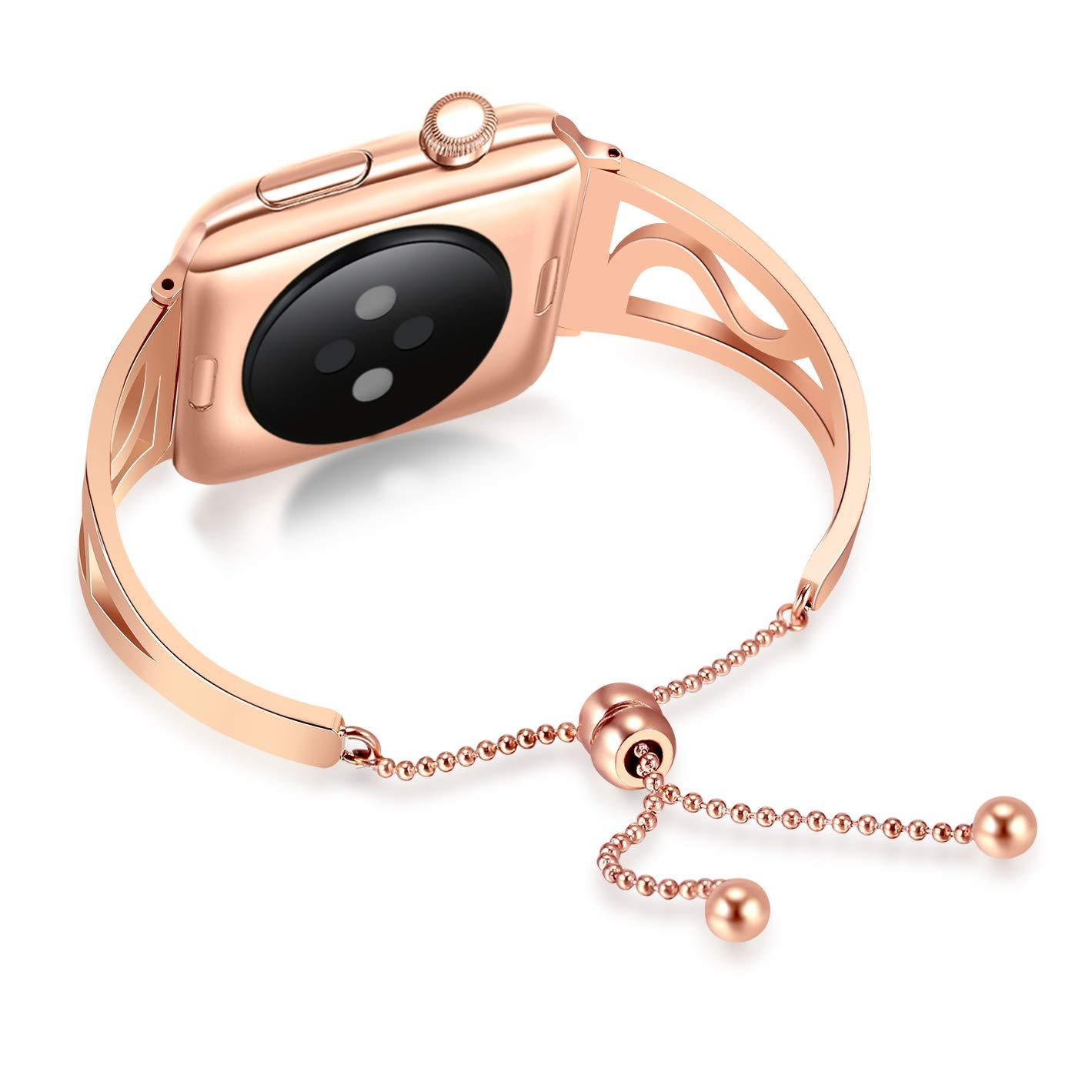 Amazon.com: Solomo - Correa de repuesto para Apple Watch ...