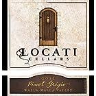2010 Locati Cellars Walla Walla Pinot Grigio 750 mL