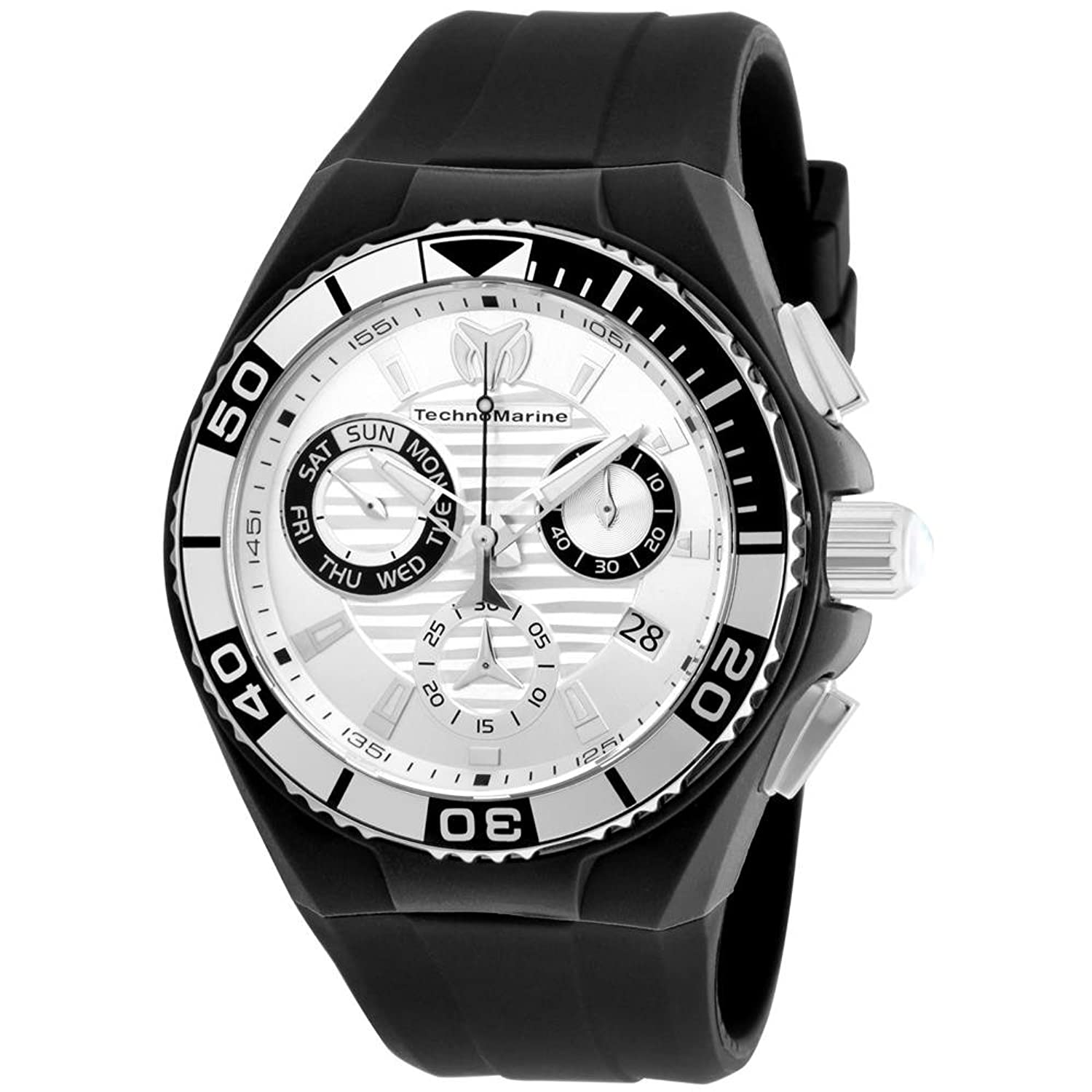 TECHNOMARINE CRUISE LOCKER HERREN-ARMBANDUHR 45MM QUARZ TM-115164