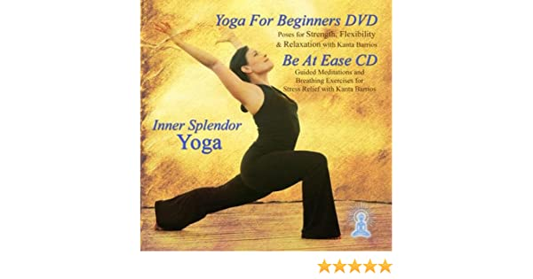 Yoga for Beginners Be At Ease Guided Meditation