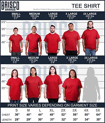 Christian T-Shirt – John 3:16 True Story 18A73-Red Medium