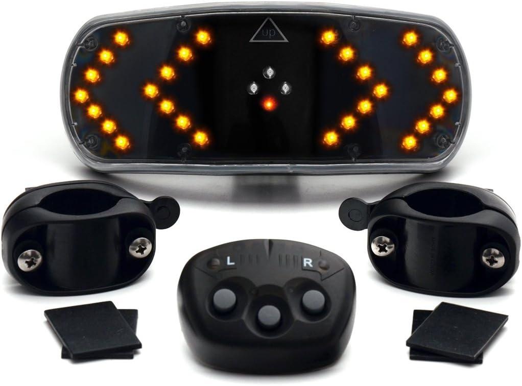 Signal Pod - Sistema de señalización inalámbrico para Bicicletas