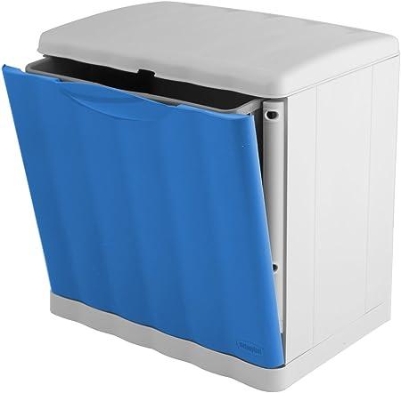 Leroy Merlin Contenitori Di Plastica.Stefanplast Ecospace Contenitore Rettangolare Plastica 20 Litri