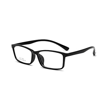 d6ac3fd312c6 Amazon.com: TR90 Glasses Frame Cute Brand Myopia Clear Optical Designer  Spectacle Frame: Clothing