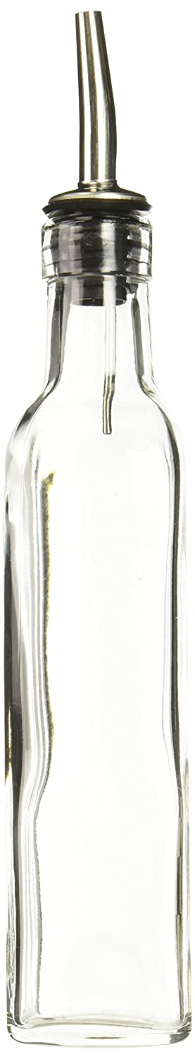 Amazon.com: Winco GOB-8 Oil/Vinegar Bottle with Top, 8-Ounce: Cookware: Kitchen & Dining