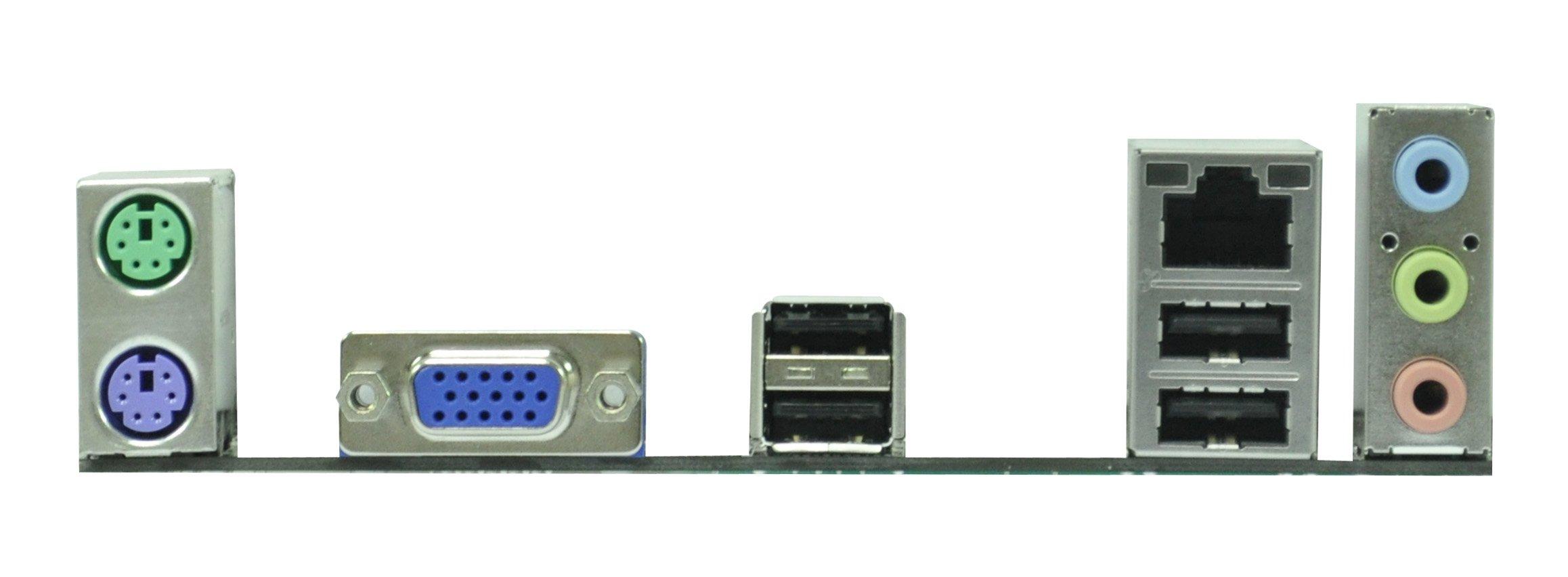 ASRock G41M-VS3 R2.0 Core 2 Quad/Intel G41/ DDR3/ A&V&L/Micro ATX LGA 755 Motherboard by ASRock (Image #4)