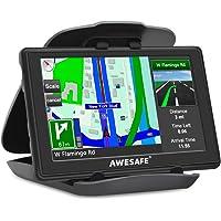 AWESAFE GPS para Coches con 5 Pulgadas Pantalla