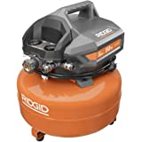 Ridgid ZROF60150HA 6 Gal. Portable Electric Pancake Compressor(Certified Refurbished)