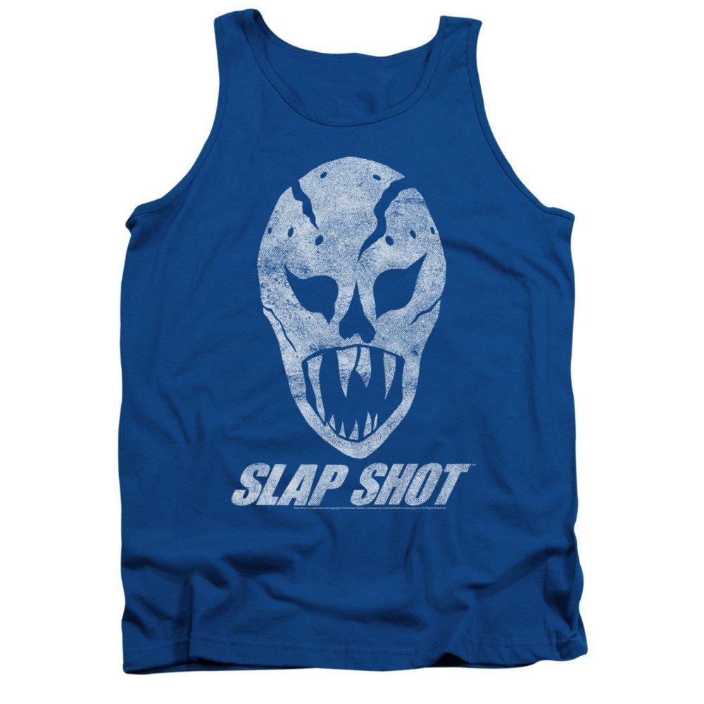 Slap Shot The Mask Adult Tank Top