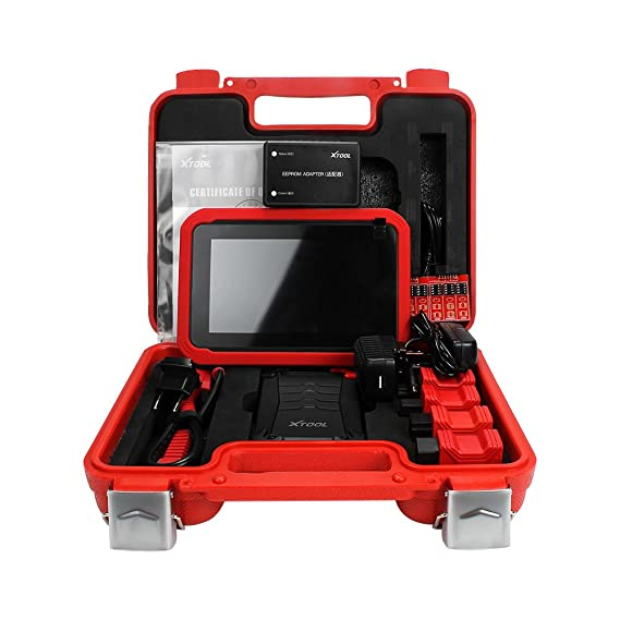 XTOOL X100 PAD Auto Key Programmer EPB/TPS/Oil Service Light/Throttle/EEPROM/Gas/Hang Reset OBDII Diagnostic Tool Immobilizer