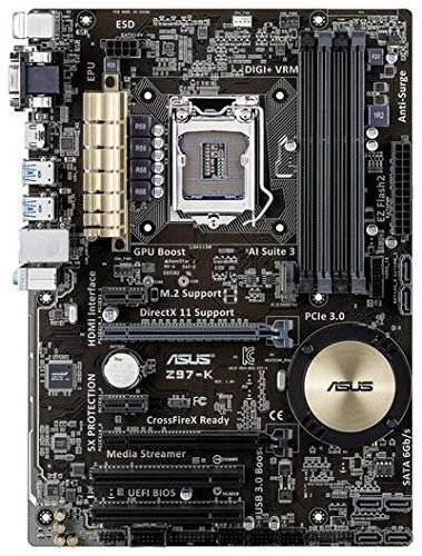 Bundle: ASUS Z97-K/CSM/C/SI + Core i5 4690K (4 x 3.5GHz) + 4GB DDR3 1600MHz Memory