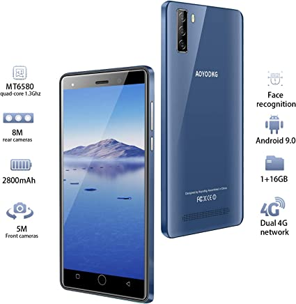 4G Moviles Libres Baratos V mobile J7 ofertas Del Dia 5.5 HD ...