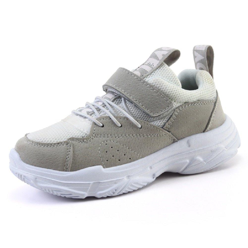 1584aff0f49d7 KCHKUI-UK Mixte Enfant Chaussures de Multisports Outdoor Respirantes  Chaussures de Course Sneakers Gymnastique Fitness Running Sport Baskets  Mode pour ...