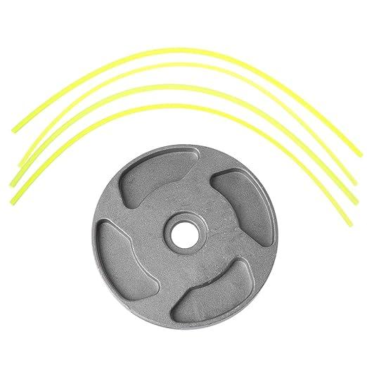Yanhonin Cabezal Universal De Aleación De Aluminio para Podadora ...