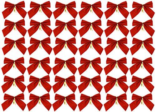 Set of 36 Mini Red Velvet 2.5