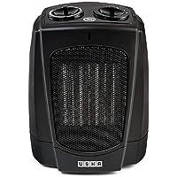 Usha FH 3628 PTC 1800-Watt Fan Heater (Black)