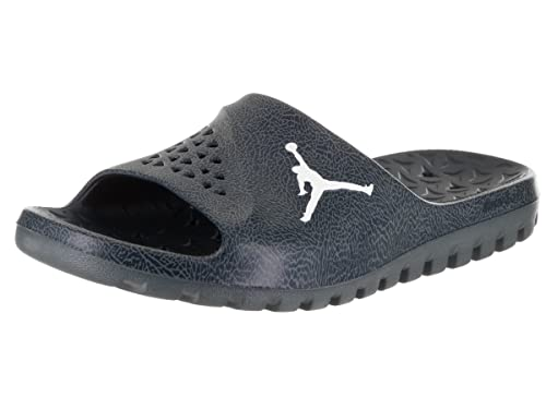 Nike Mens Jordan Super.Fly Team 2 Graphic Slide Navy White Synthetic  Sandals 7 UK
