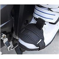KKmoon Zapatos de Motocicleta Protector Gear Shifter Calzado