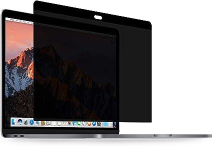 Mygadget Magnetischer Sichtschutz Für Apple Macbook Pro Computer Zubehör