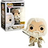 Lord of the Rings Funko POP! Movies Gandalf the White Exclusive Vinyl Figure #845
