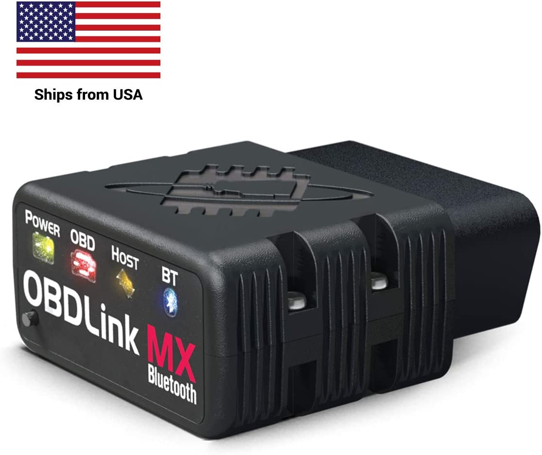 OBDLink MX Bluetooth OBD-II Automotive Scan Tool