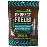 Perfect Fuel Chocolate Dark Chocolate Energy Bite, Chia, 3 Ounce