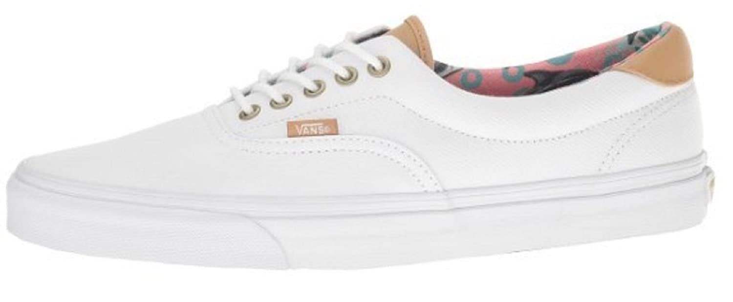 25e3eabf5f Vans Unisex Era 59 (C L) Dolphins True White Sneakers - 4 UK India (36.5  EU)  Buy Online at Low Prices in India - Amazon.in