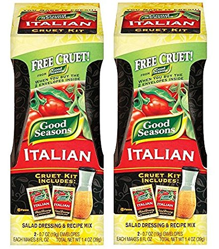ingredients good seasons italian dressing - 4