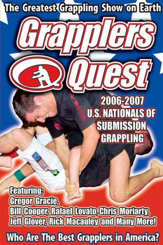 Grapplers Quest 2006-2007 U.S. National Submission Grappling Championships
