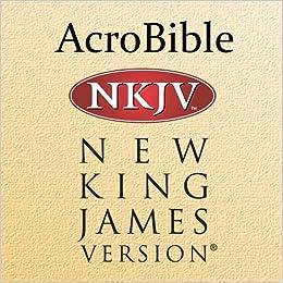 Amazon com: AcroBible, NKJV Bible: AcroDesign Technologies