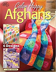 Color Happy Afghans