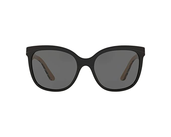 129a04c514 Burberry BE4270 372887 Black BE4270 Butterfly Sunglasses Lens Category 3  Size 5  Amazon.co.uk  Clothing