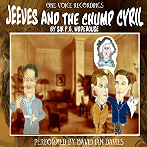Jeeves and the Chump Cyril Audiobook