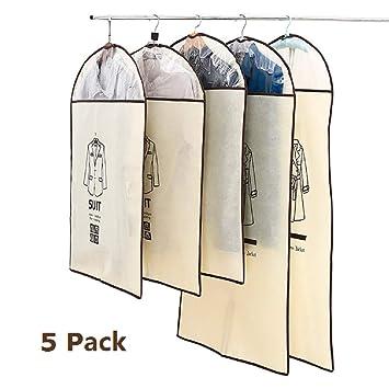 Amazon.com: TAKUSKY Juego de bolsas para ropa, funda para el ...