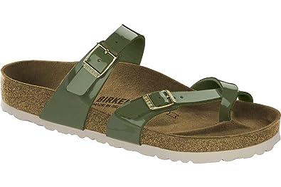 5f9be4748e2 Birkenstock Mayari BFP W thong sandals khaki