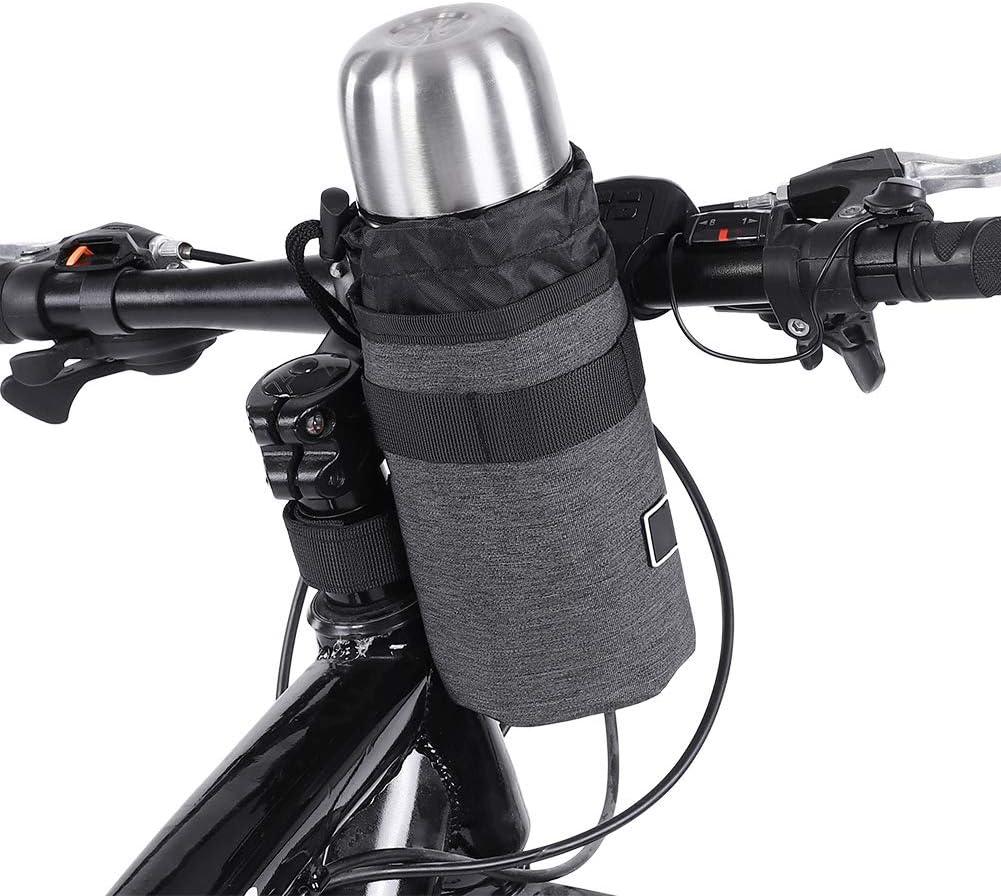 Tbest Bolsa de Botella de Bicicleta,Soporte de Botella de Agua de ...
