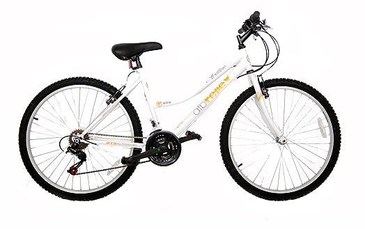 Reflex Avalon 13 Girls Mountain Bike White Sports