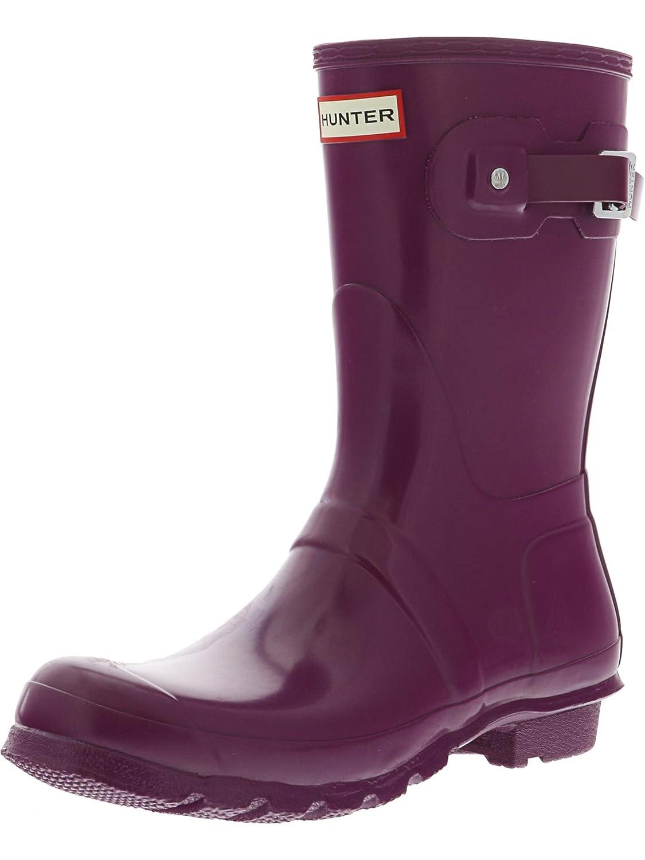 Gloss purple Hunter Original Short Boot Snow Boot