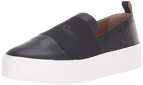 Calvin Klein Jacinta Cervo/Elastic, Zapatillas Altas para Mujer: Amazon.es: Zapatos y complementos